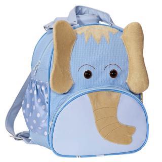 Mochila Elefante Azul