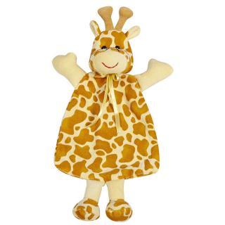 Naninhas Soft Carinhosa Girafinha Vélboa