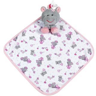 Naninhas Malha | Soft Hipopótamo