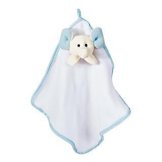 Naninhas Malha | Soft Elefantinho Dumbo Branco