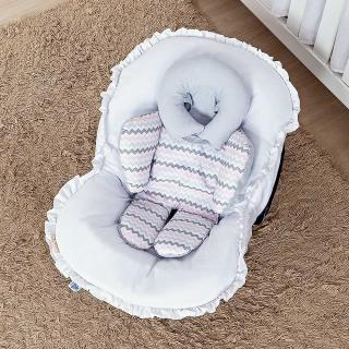 Almofada Bebê Conforto Chuva de Amor