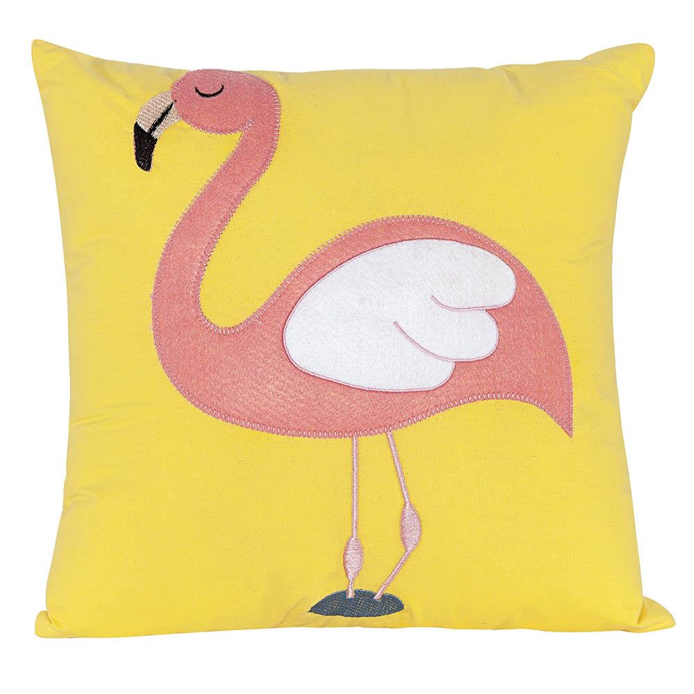 Almofada de Flamingo