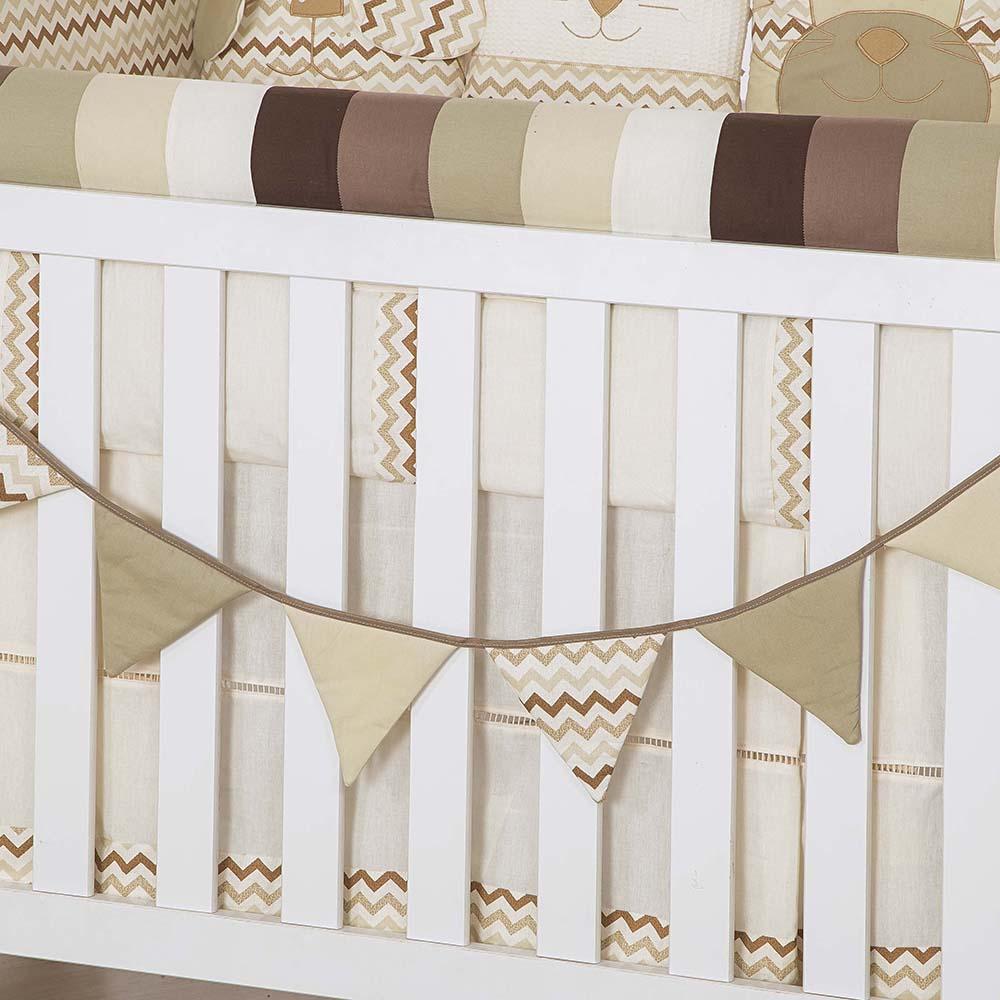 Bandeira Decorativa Leão Baby