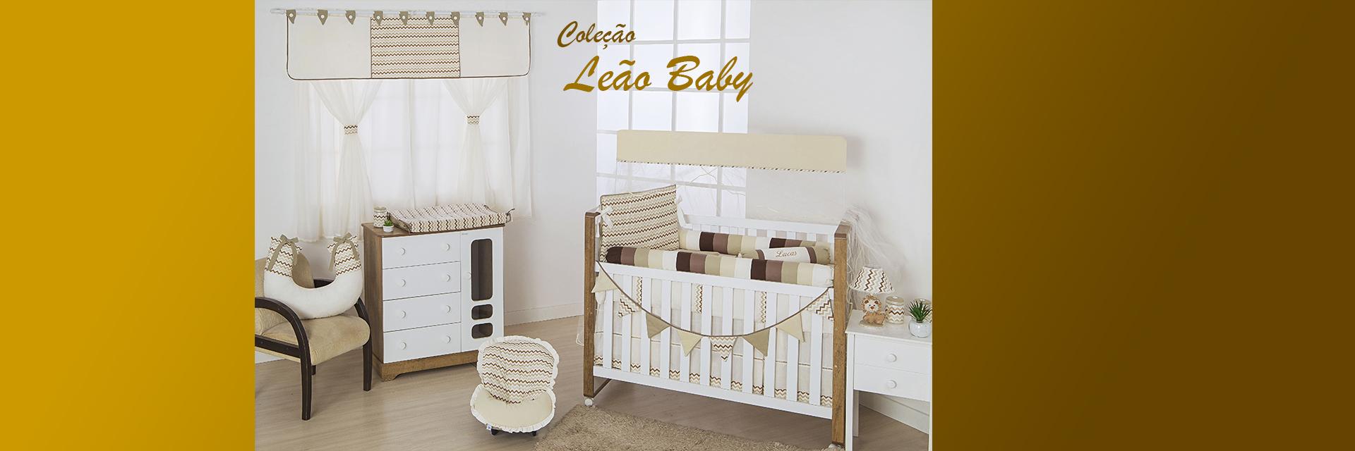 Coleção Leão Baby